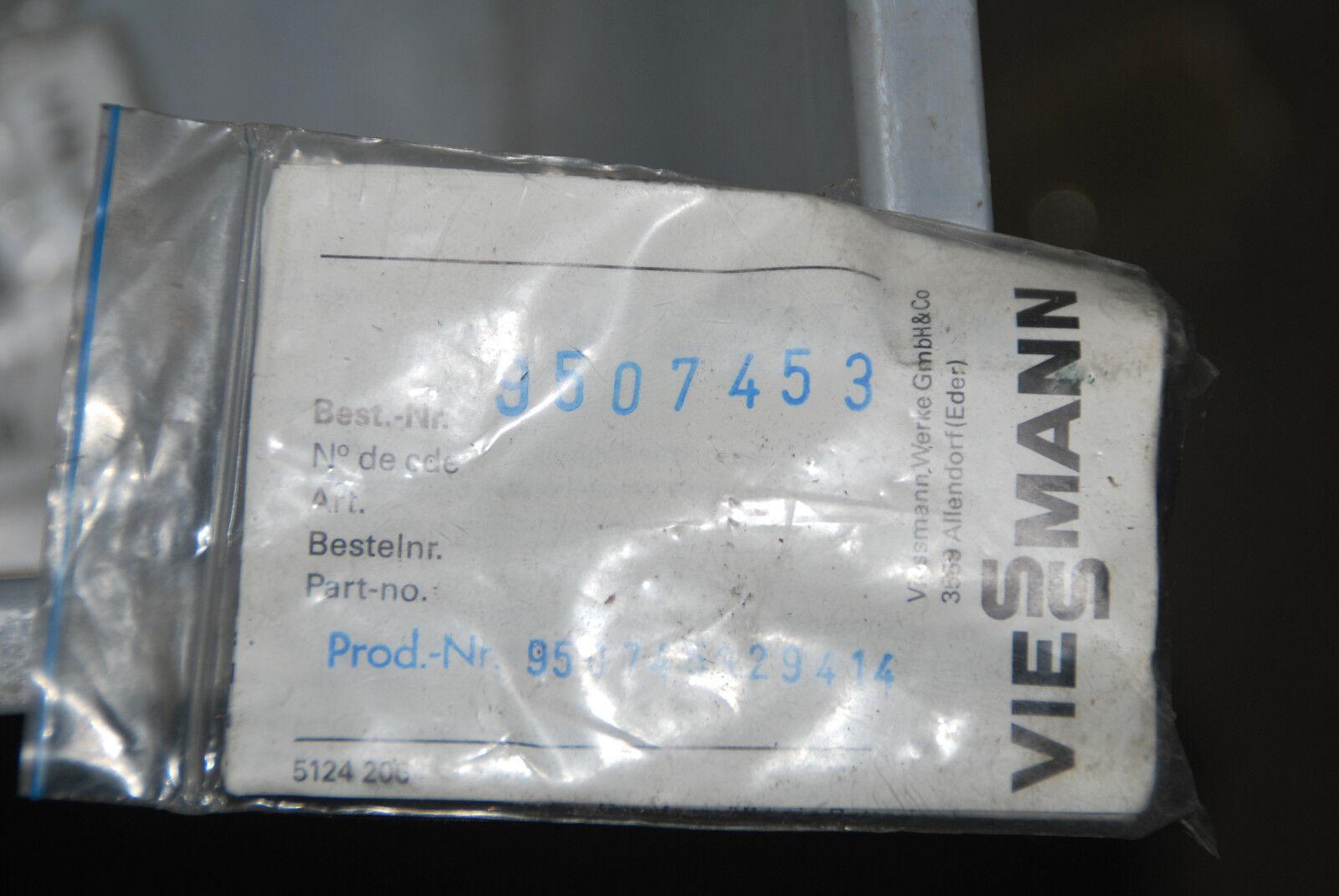 VIESSMANN 9507453 SPULE MAGNETVENTIL MAGNETSPULE NEU