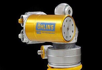 190mm Length Ohlins Spring 01096-69 57mm ID 170N//mm