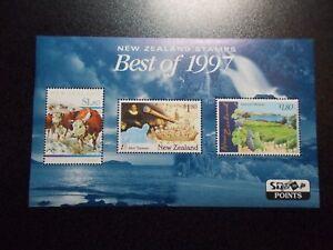1997-New-Zealand-Best-of-1997-Unmounted-Mint-M-S-Stamp-Set-1-UK-Seller