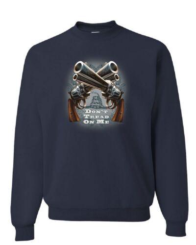 Crossed Guns Don/'t Tread on Me Women/'s T-Shirt Gadsden 2nd Amendment Shirt