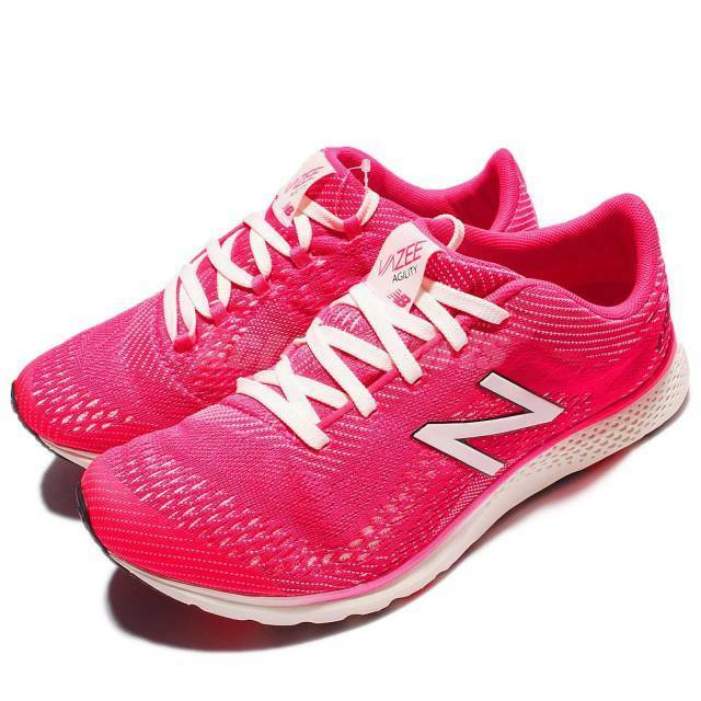 New Balance WXAGLPW2 Pink Women Cross Training Shoes Size 7