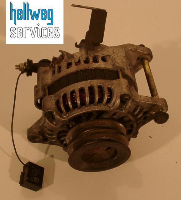 Alternador - Nissan Navara 2.5 Di - D22 Recoger - 98Kw 133Cv - 23100VK010