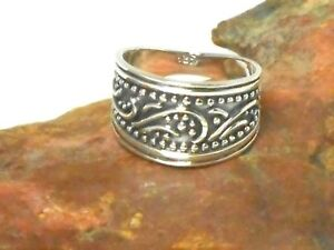 Chunky-Sterling-Silver-925-RING-Gift-Boxed