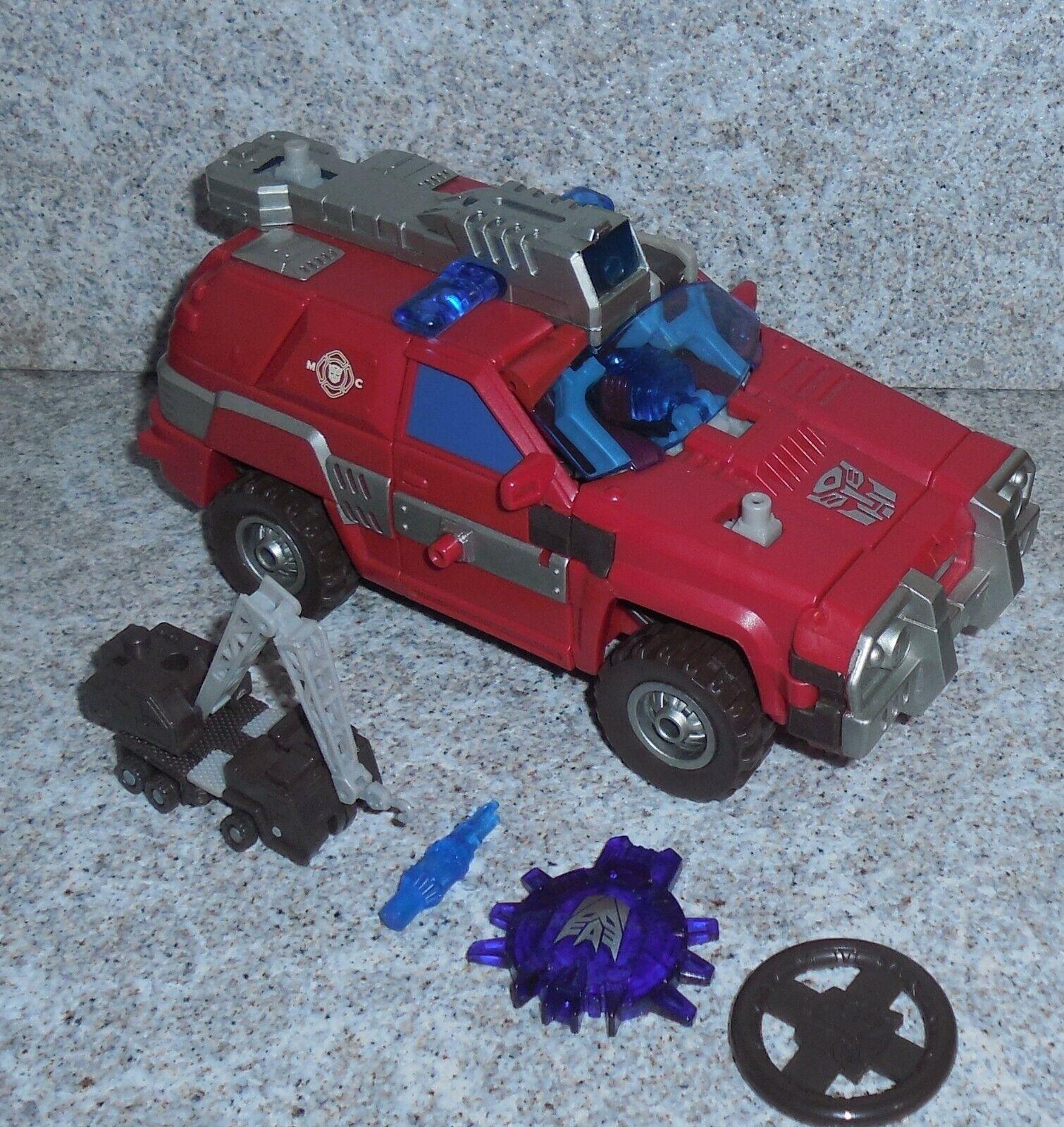 Transformers Film Inferno Mega Ironhide Streichen Figur