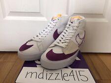 Size 11 - Nike SB Blazer Mid Edge Lakers for sale online   eBay