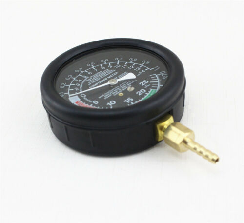 Exhaust Back Pressure Tester Exhaust System Diagnostic Tool