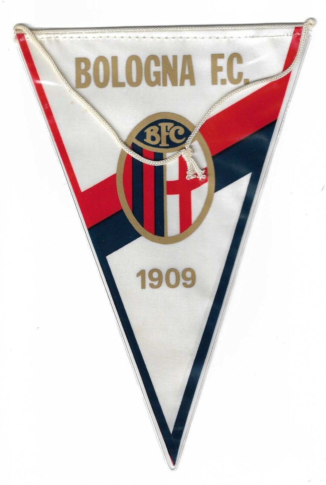 Bologna Fc 1909 Italy Football Soccer Club Vintage Pennant Flag Ebay
