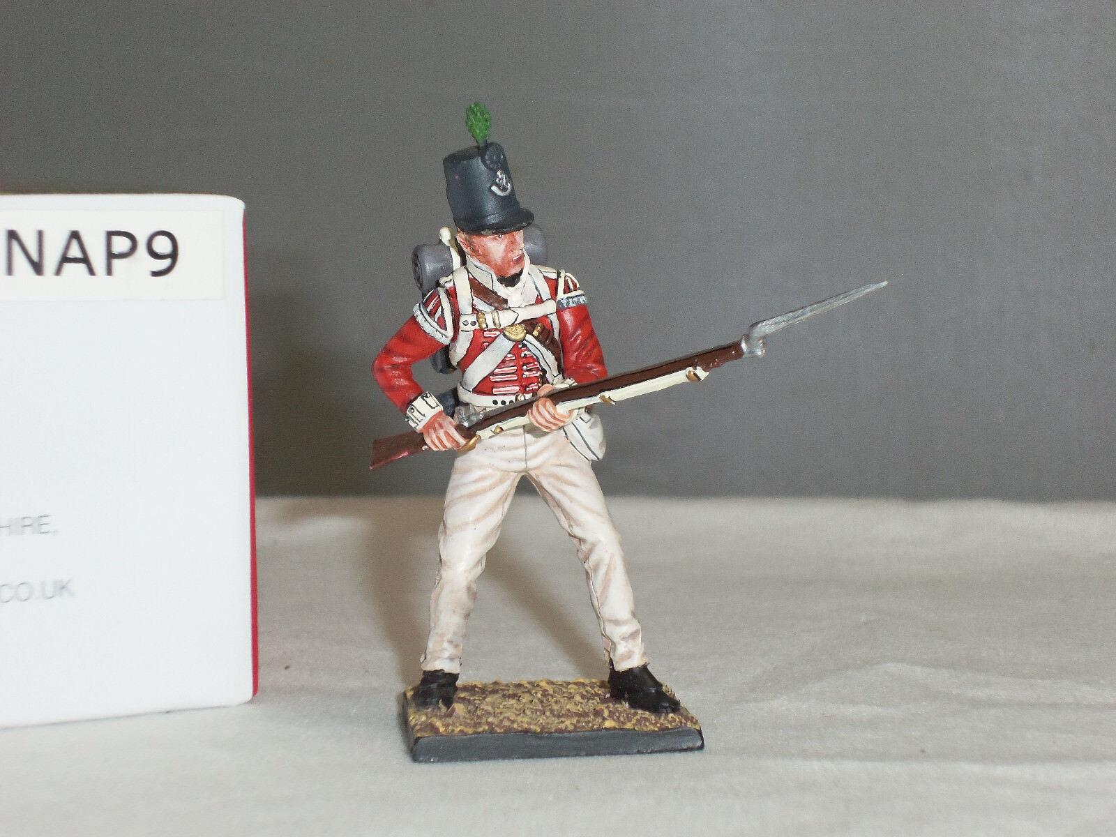 CENTURION NAP009 British 43RD piede FANTERIA LEGGERA privata difesa giocattolo Soldato