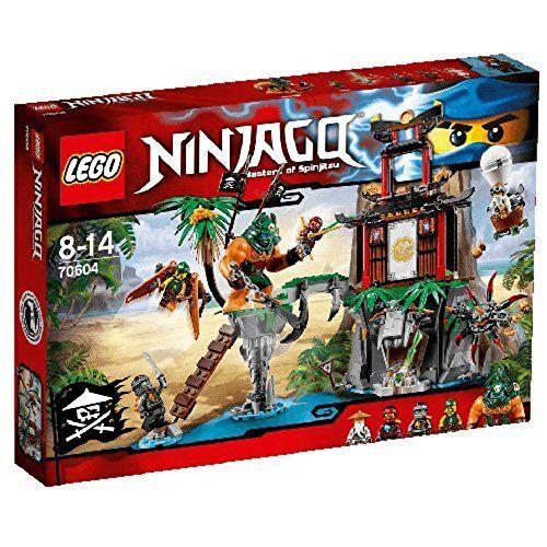 Lego ® 70604 Ninjago Schwarze Witwen Insel Neu OVP new sealed