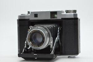 [Exc+5] Mamiya 6 Six IVB 6x6 Rangefinder Camera w/ Zuiko 7.5cm F/3.5 from Japan