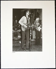 TOM VERLAINE POSTER PAGE . TELEVISION . Q20