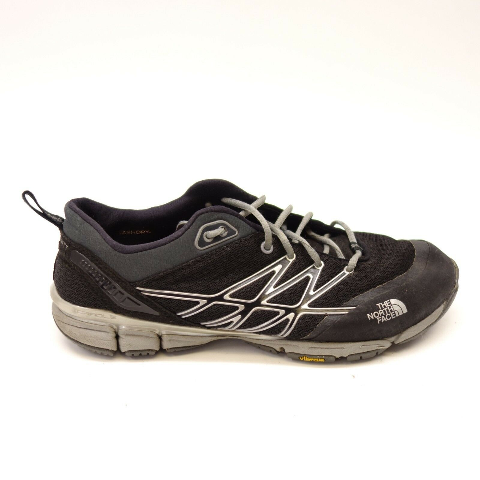 160f7086c The North Face Mens GTX Hedgehog Fastpack Athletic Trail Hiking Shoes Sz 9.5