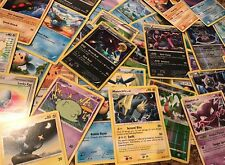 Pokemon Card Lot 12 cards *GREAT* Rares Holos ALL GENERATIONS Grab Bag *RANDOM*