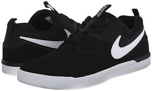 9f4a79e1d86d Details about Nike SB Zoom Ejecta Skater Casual Shoes Mens Size 8 Black  White 749752 010