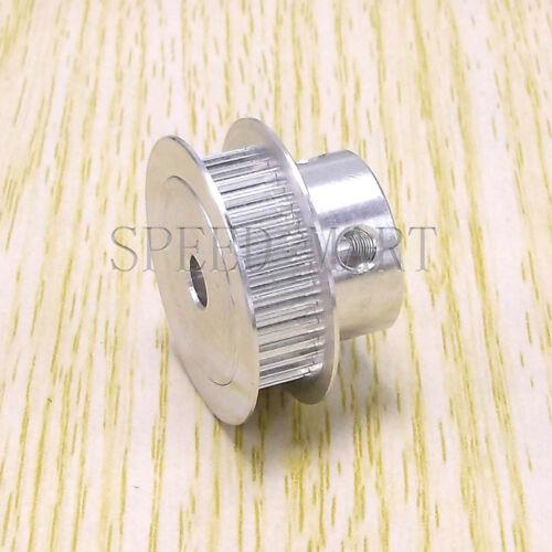 2pcs GT2 40T Timing Belt Pulleys 6.35mm Bore for RepRap Prusa Mendel 3D Printer
