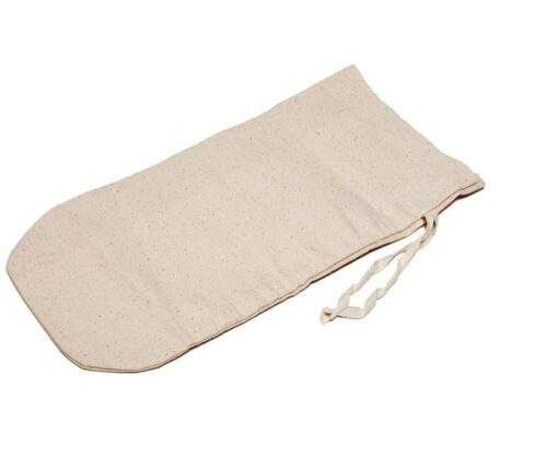 Natural Canvas /'LEWIS/' Graphic ICE CRUSHING BAG for cocktail geeks  FREE US SHIP
