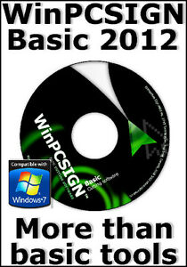 winpcsign basic 2012 activation code and password