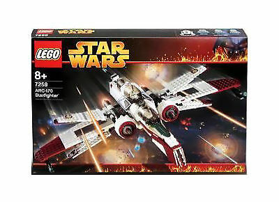 LEGO Star Wars ARC-170 Fighter (7259)