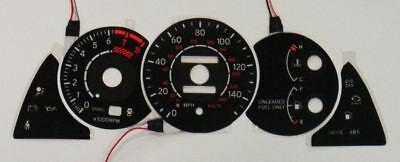 2 Stage Toyota 94-99 Celica Reverse Glow Gauge 95 96 97
