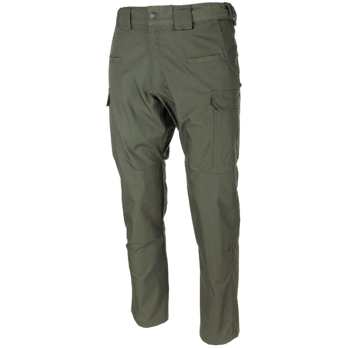 MFH Men's trousers Tactical army camping Outdoor Teflon Rip Stop OD green