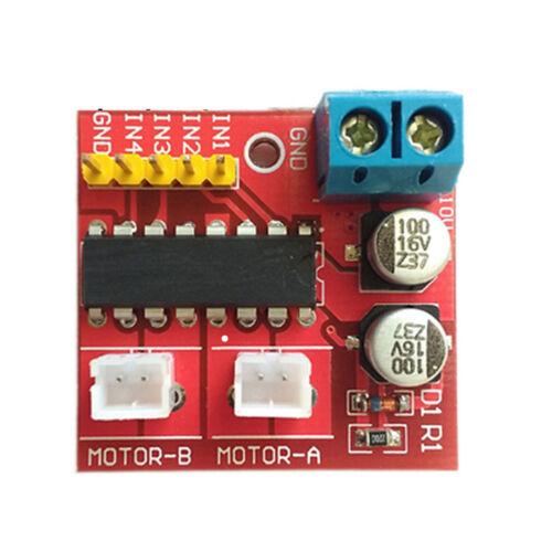 2.5A Mini Dual 2 Channel DC Motor Driver Modul PWM Speed Control Beyond L298N