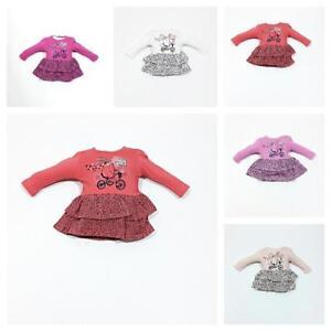 KüHn ♥ Neu ♥ Babykleidung Kleid 1-teilig gr 68 ; 74 ; 80 ; 86