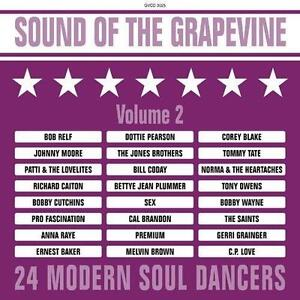SOUND-OF-THE-GRAPEVINE-VOLUME-2-NEW-amp-SEALED-MODERN-SOUL-NORTHERN-CD-GRAPEVINE