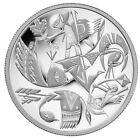 2013 CANADA SILVER $20 1oz .9999% Pure Silver COIN CONTEMPORARY ART PROOF SILVER