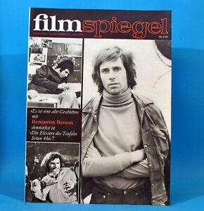 DDR-Filmspiegel-23-1972-Dresden-Dustin-Hoffman-Horst-Drinda-Jurgen-Reuter