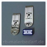 2 Glasschaber / Ceranfeld-Schaber + 10 Ersatzklingen