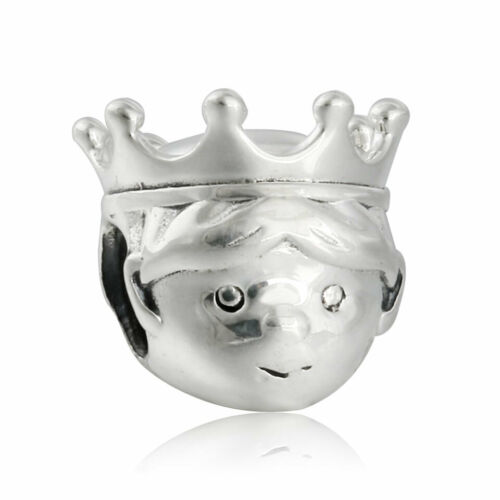 original Sterling Silber Perle Charm Beads Little Prince Kostbare Charme