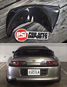 5b1fc7499b66 Image is loading Toyota-Supra-Carbon-Exhaust-Shroud-Pro-Spec-Imports-