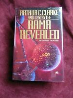 Arthur C. Clarke (with Gentry Lee) - Rama Revealed - 1st/1st