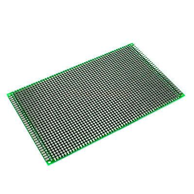 Double Side Prototype PCB Bread board Tinned Universal 2x8cm - 9x15cm New