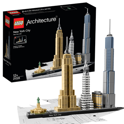 LEGO 21028 Architecture New York City (BRAND NEW SEALED)