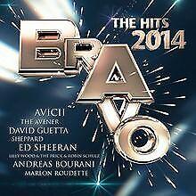 Bravo-The-Hits-2014-von-Various-CD-Zustand-gut