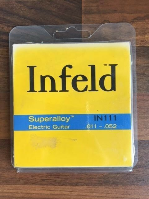 Extra Light THOMASTIK IN 109 Infeld Superalloy Satz 009-042