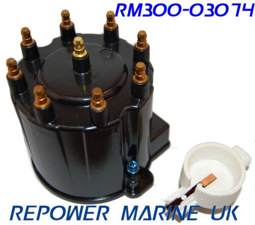 Mercruiser EFI Distributor Cap /& Rotor Delco EST V8 Volvo Penta 3854548