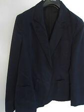 Paul Smith PS Jacket in NAVY BLUE Double Breasted Peak Lapel Jacket UK40