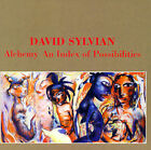 Alchemy- Index Of Possibilities by David Sylvian (CD, May-2006, Virgin EMI (Universal UK))