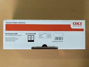 Neu OKI 44315308 Toner schwarz B