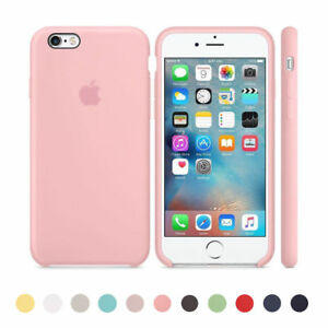 51a1ed249a4 Funda para Apple iPhone 8 7 6 6s Plus Original Ultra Suave Funda de ...