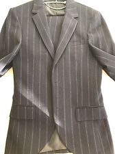 Jack Wills Men's Classic Suit Jacket + Trousers X Small 34 New With Tags