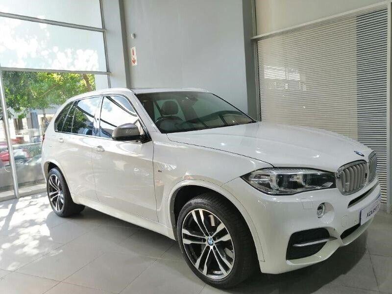 2016 BMW X5 M50d Sport Steptronic