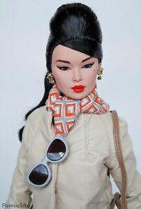"Muñecas Modelo Juguetes Integrity Fr16 16"" Incognito Elsa Lin 2015 Doll MuÑeca Completa."