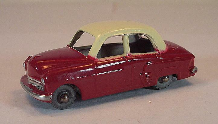 MATCHBOX REGULAR WHEELS Nº 22 A VAUXHALL CRESTA rouge PL LESNEY 1  140