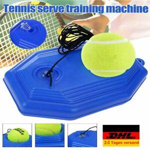 Tennis Training Tennisbälle  Tennistrainer Rebound Selbststudium Mit Schnur Base