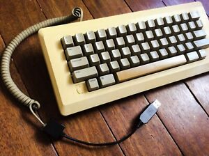 Hand made tinkerBOY M0110 Keyboard To USB Converter for