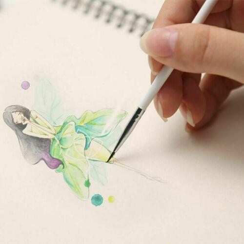 3 Pcs//Set Fine Hand-painted Thin Hook Line Pen Drawing Art Pens Brush Paint Q9L3