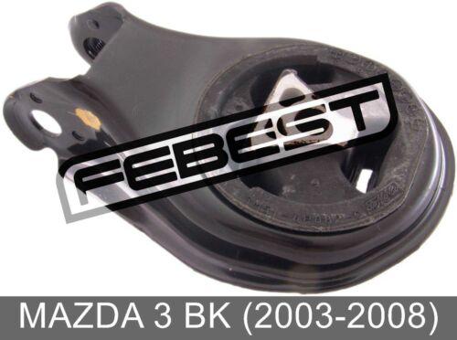 Rear Engine Mount For Mazda 3 Bk 2003-2008